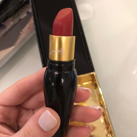 24462608cedd Christian Louboutin Velvet Matte Lip Colour